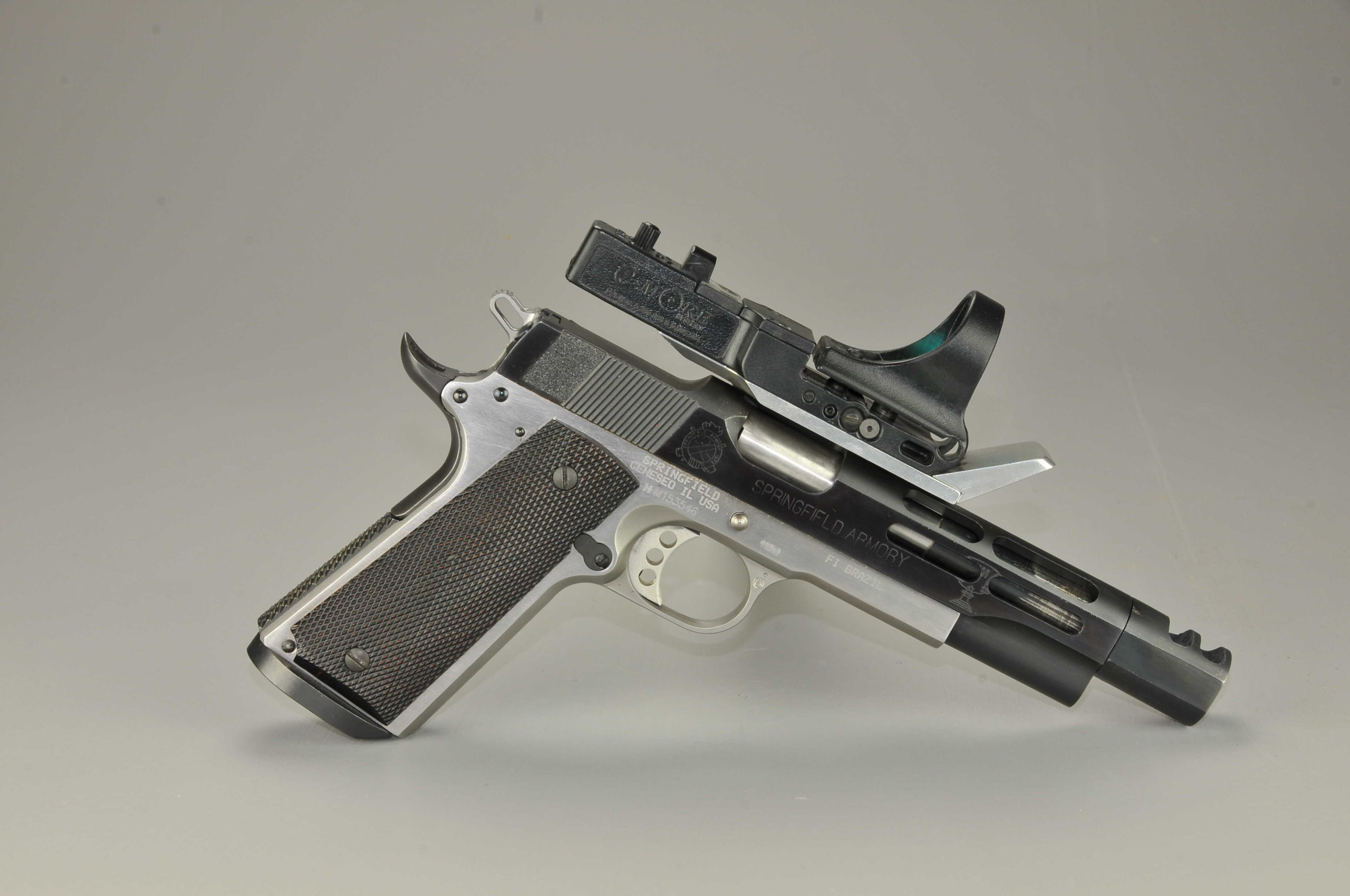 Springfield 1911 Cal. 38 super Image
