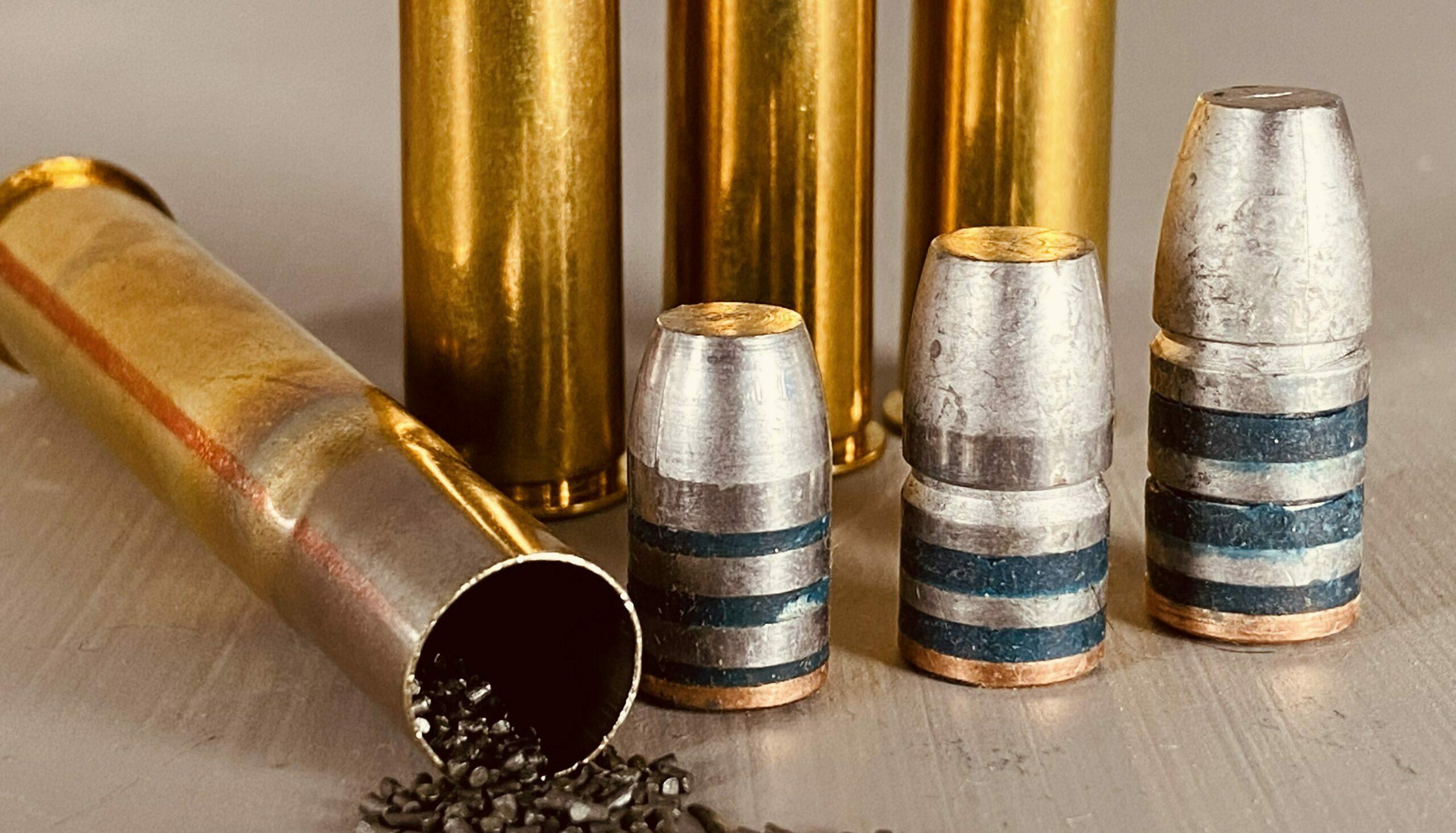 Big Bore projektiler & Blystøbning